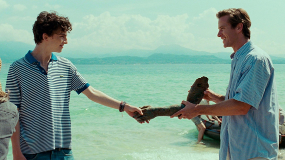 Film Discussion: Call Me By Your Name