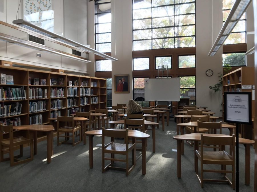 Whats Up with the Library?
