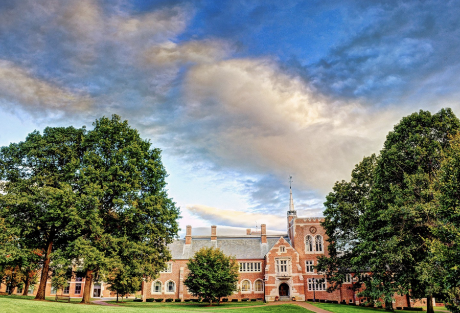 St. Paul School, photo courtesy of Vanity Fair