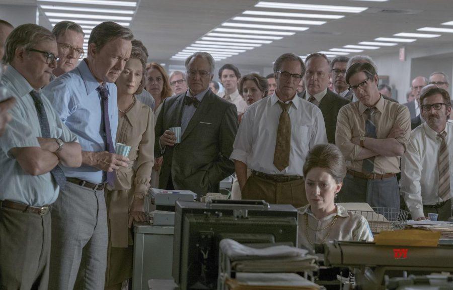 The+newsroom+of+The+Washington+Post+%28all+photos+courtesy+of+20th+Century+Fox%29.