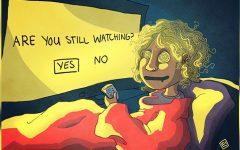 The Binge Watching Blues